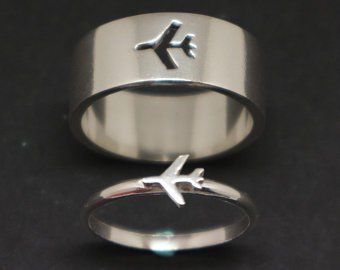 Anniversary Gifts For Men Etsy Promise Ring Set Promise Rings For Couples Promise Rings
