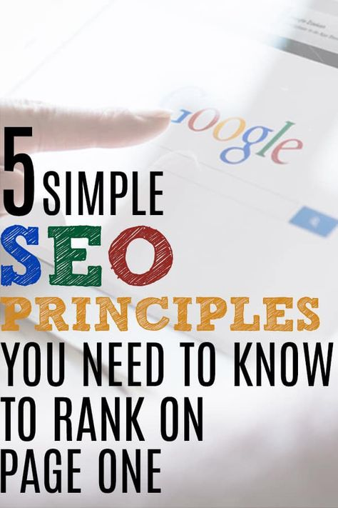 5 SEO Principles I Followed to Build a $60,000+/Month Blog