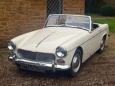 Ebay 1964 Mg Midget One Owner First Registered In Libya Left Hand Drive Uk Plates Classicmg Mg Mgoc Classic Car Sales Mg Midget Classic Cars