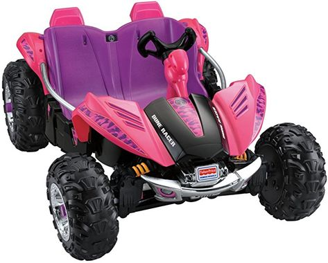 Power Wheels Dune Racer Battery Powered Fisher Price Kids Ride On Toys Power Wheel Cars, Power Wheels, Car Girls, Toys For Girls, Girls 4, Baby Girl Toys, Boys, Pink Camo, Pink Purple