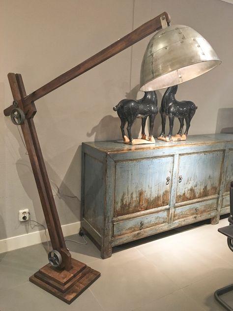 Staande lamp Focker - Verlichting - Collectie - Looiershuis   para a ...