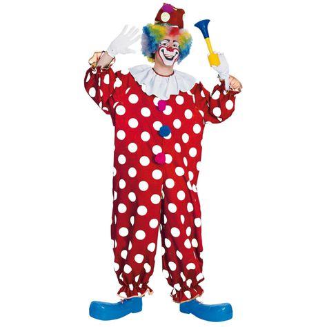 Enfant masque de clown avec poignets Set Fancy Dress Jester Accessoire