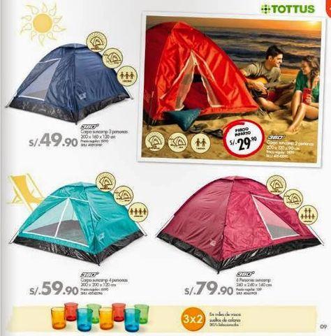 Ofertas De Peru Ofertas De Tottus Ano Nuevo 2015 Outdoor Gear Tent Outdoor