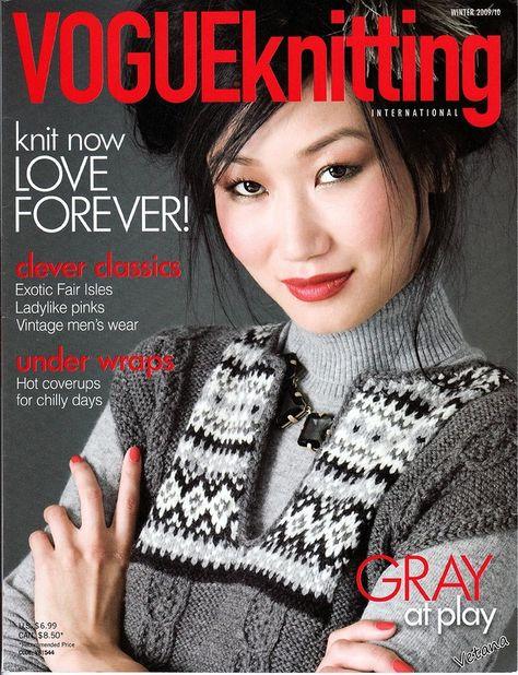 Vogue Knitting | Записи в рубрике Vogue Knitting | Дневник Natali_Vasilyeva : LiveInternet - Российский Сервис Онлайн-Дневников