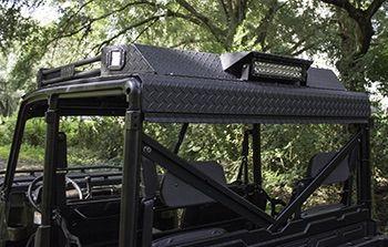 polaris ranger roof and accessories