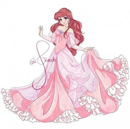 Dress princess disney ariel 36+ Ideas #dress