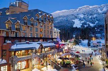 With only 49 rooms the Sundial Boutique Hotel offers a more intimate stay in the mountains of Whistler.