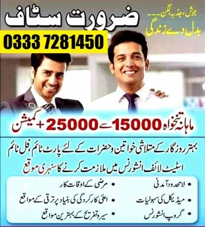 Marketing Jobs Available In Statelife Insurance Karachi Marketing Jobs Job Marketing