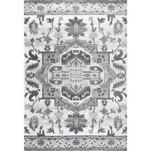Artistic Weavers Demeter Ivory 12 Ft X 15 Ft Area Rug S00151071951 The Home Depot In 2020 Vintage Area Rugs Area Rugs Grey Area Rug