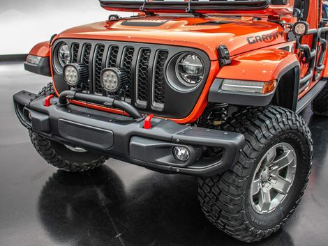Jeep Gladiator Gravity Is A Concept You Can Build Now Roadshow