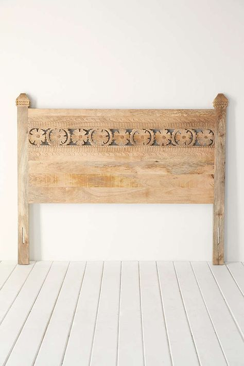 Plum & Bow Pranati Carved Headboard - Urban Outfitters