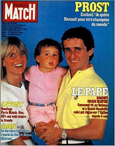 Alain Prost Anne-marie Prost : alain, prost, anne-marie, Amazon.fr, Paris, Match, Octobre, Alain, Prost,, Quitte, Renault, Champion, Monde, (couv),, Pier…, Match,, Paris,, Charles, Aznavour