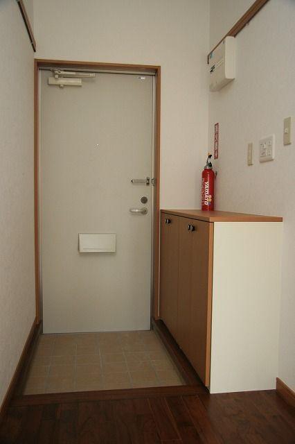 玄関 インテリア 狭い