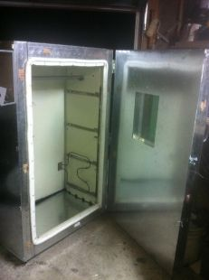 Homemade powder coating #oven | paint curing oven | Pinterest | Powder coating oven, Powder coating and Powder