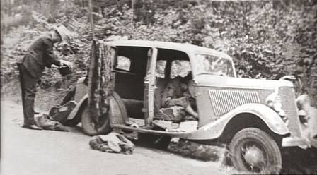 Pin De Juan Rozo En Bonnie Clyde Bonnie Y Clyde Fotografias