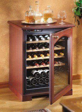 Best Wine Cooler Cabinet Furniture For 2020 Ideas On Foter Wine Cabinets Wine Fridge Wine Credenza