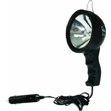 Cyclops 12v Corded Spotlight Dunhams Sports Candle Power Old World Spotlight