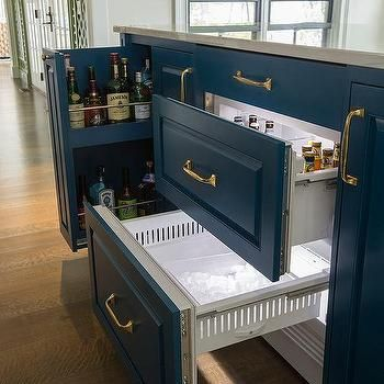 Beverage Drawer And Ice Maker