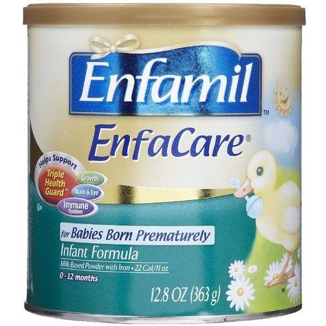 Enfamil Enfacare Powder Formula 12 8 Oz 17 Liked On Polyvore