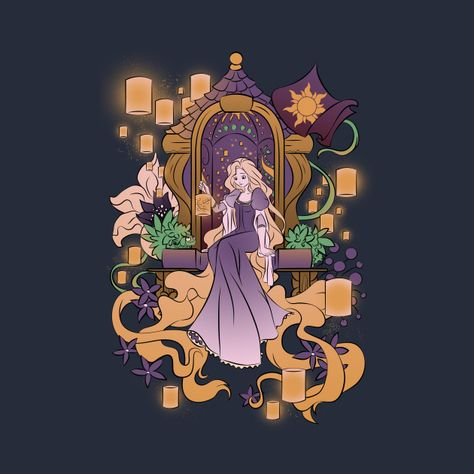 Awesome 'The+Dream+of+a+Flower' design on TeePublic!