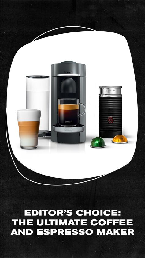 We've found our go-to coffee and espresso maker. #ad