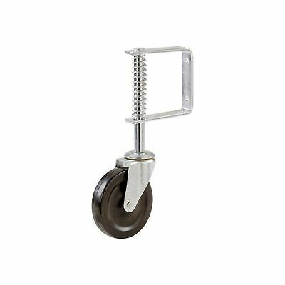 Ad Ebay Shepherd Hardware 9785 9785e Spring Loaded Gate Caster 4 Inch Black With Images Gate Caster Gate Wheel