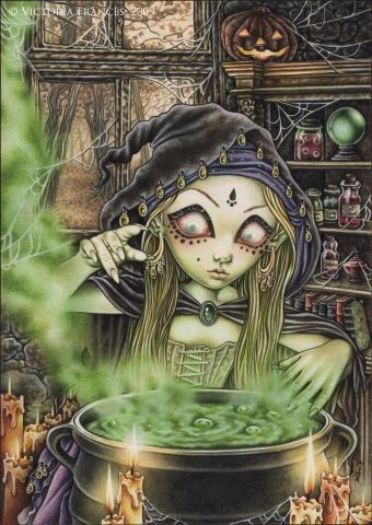 Magick Wicca Witch Witchcraft: by (Victoria Francés ☥)