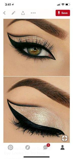 Pin By Phyllis On Eyes Christmas Eye Makeup Holiday Eye Makeup