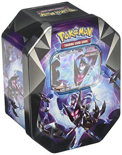 Pokémon TCG: Dawn Wings Necrozma-GX Prism Pokemon Tin
