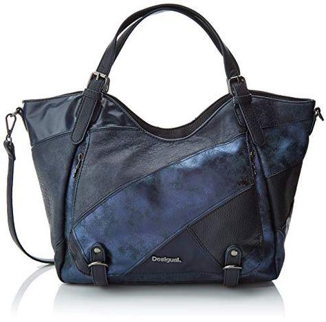 Desigual Bols_Priya_Rotterdam Sacs portés épaule Femme Bleu