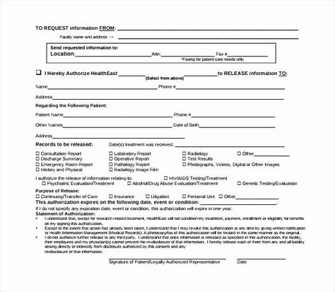 Hospital Discharge Form Template In 2020 With Images Word