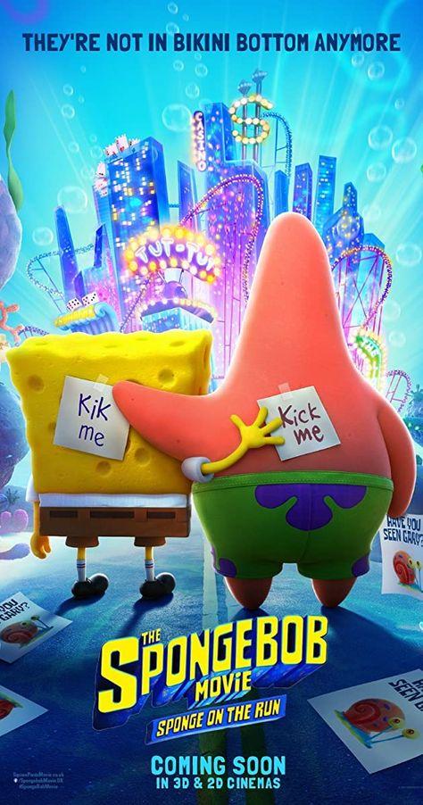 The SpongeBob Movie: Sponge on the Run (2020) - IMDb