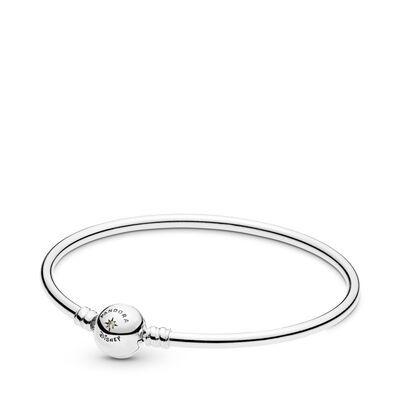 bracelet jonc argent femme pandora