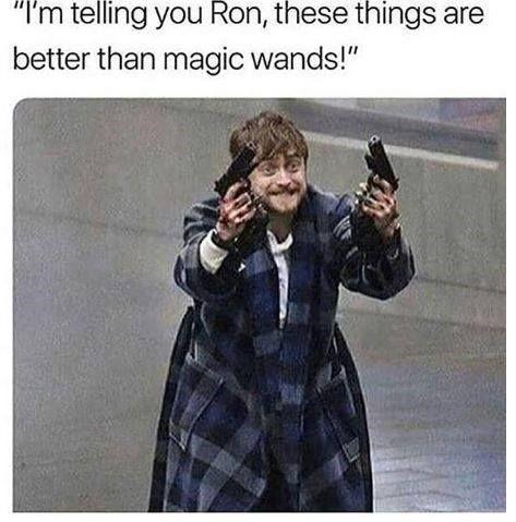 Better Than Magic Wands Harry Potter Jokes Harry Potter Memes Harry Potter Memes Hilarious