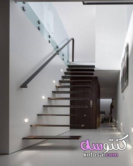 ديكورات سلالم داخلية صغيرة سلالم داخلية حديثة تصميمات متنوعة لـ السلالم الداخلية Kntosa Com 13 19 156 Home Stairs Home Decor