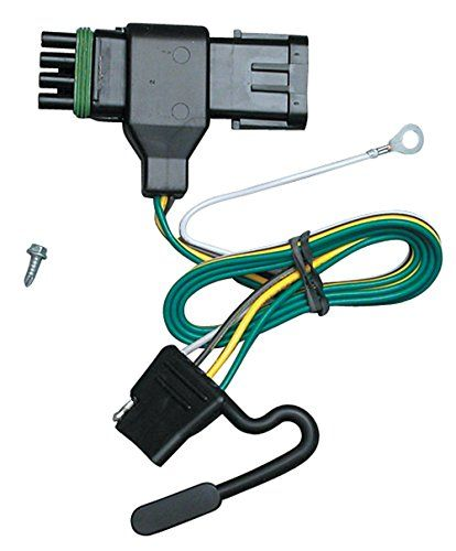 Reese Towpower 85741 T Connector Trailer Light Wiring Towing Trailer Wiring Diagram
