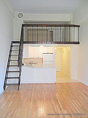 Gramercy+Studio+Loft+NYC+Apartment+For+Rent+Citi+Habitats+George+ ...