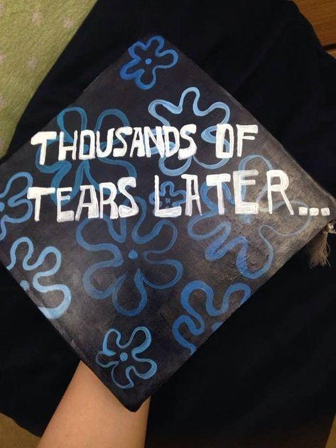 55 Graduation Caps That Toootally Fucking Nailed It Graduation Presents, Graduation Diy, High School Graduation, Graduation Photos, Nursing Graduation Caps, Graduation Announcements, Graduation Invitations, Graduation Cap Designs, Graduation Cap Decoration