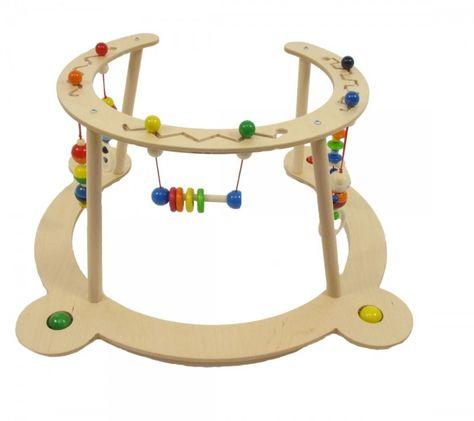 Spieltrapez, Motorikspielzeug, Spielbogen, Babygym  Sport aus Holz von HOBEA-Germany  Made in Germany Spielen und Entdecken #Babypresent #Babytoy #Babygeschenk