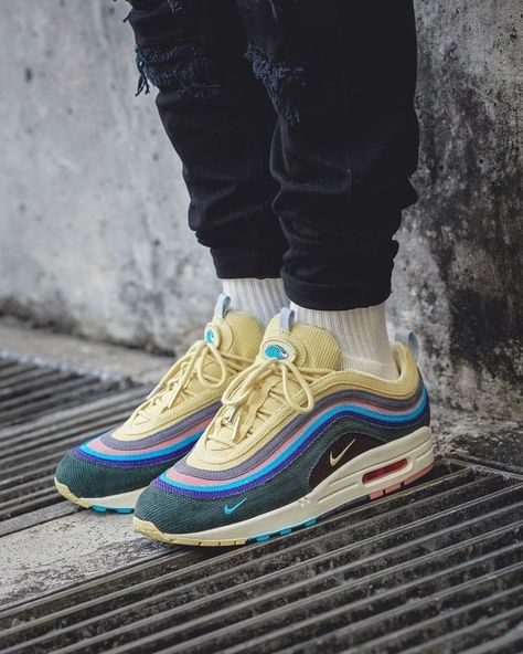 info for ca7c2 8a357 Nike Air Max 97 Sean Wotherspoon