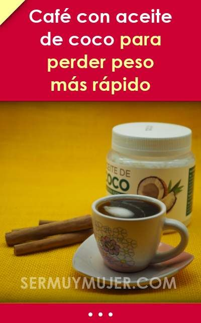 Cafe bajar de peso