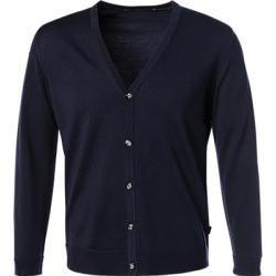 Windsor Cardigan Herren, Merino, blau windsorwindsor in 2020