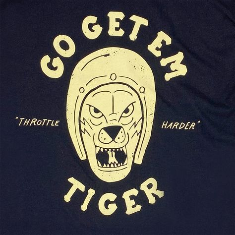 Throttle harder all day in this comfy tee from Gasoline And Us