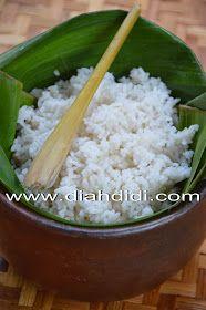 Resep Nasi Liwet Solo Komplit Resep Resep Masakan Resep Masakan Indonesia