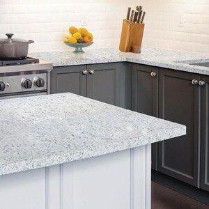 Giani White Diamond High Gloss Countertop Resurfacing Kit Actual