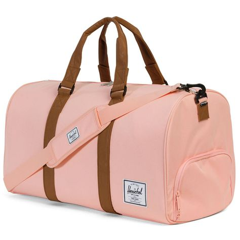 48070f4fd1 Novel Duffle Bag in Apricot Blush by Herschel Supply Co