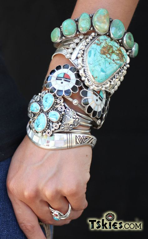 Turquoise Jewelry Facts and Beliefs