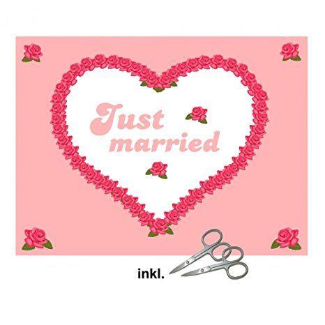 Hochzeitsherz Bettlaken Herz Zum Ausschneiden Rosen