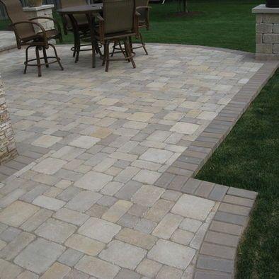 best 25 paver patio designs ideas on pinterest backyard patio patio design and stone patio designs - Patio Paver Design Ideas