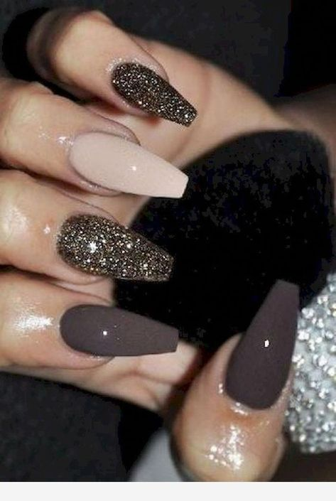 Cute grey nails for special days #grey Nails